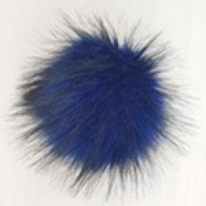 Modrý XL 2KS melír