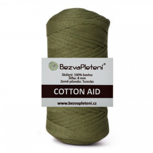 Cotton Aid priadza 4 x 250g