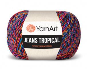 Gina/Jeans Tropical priadze 10 x 50 g