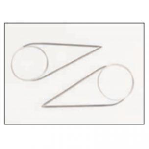 Kruhové ihlice z oceli 100 cm