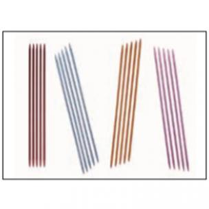 Ponožkové ihlice farebné