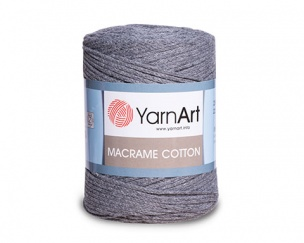 Macrame Cotton novinka