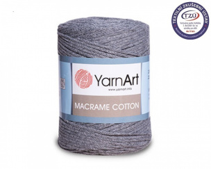 Macrame Cotton příze 4 ks
