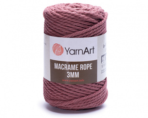 Macrame Rope 3 mm priadza 4 x 250 g