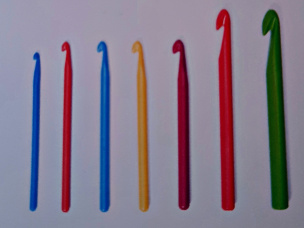 Farebný háčik
