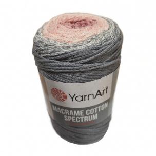 Macrame Cotton Spectrum priadze 4 x 250g
