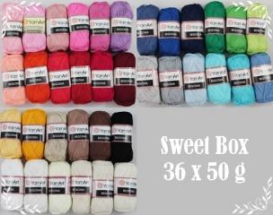 Sweet Box Begonia 36x50 g
