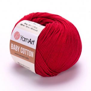 Baby Cotton priadze 10 x 50 g