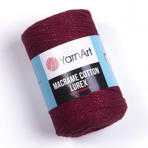 Macrame Cotton Lurex priadze 4 x 250 g