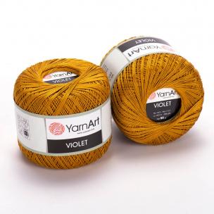 Violet,Violet Melange priadze 6 x 50 g