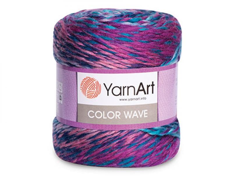 Color Wave novinka